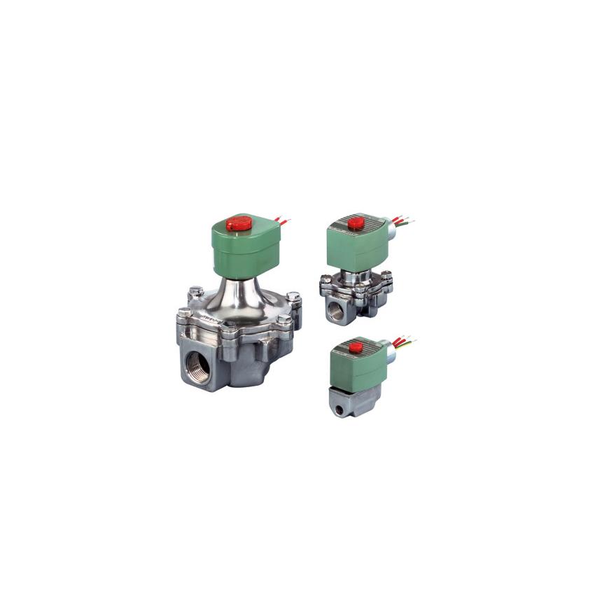solenoid gas valves
